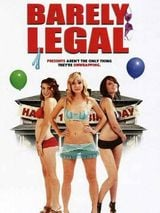 Affiche Barely Legal