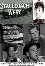Affiche Stagecoach West