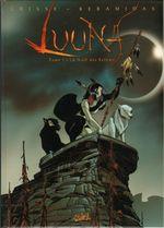 Couverture La Nuit des totems - Luuna, tome 1