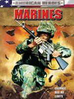 Affiche Marines