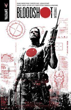 Couverture Bloodshot : Intégrale