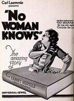 Affiche No woman knows