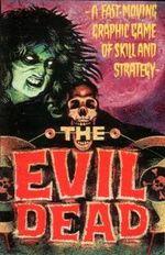 Jaquette The Evil Dead