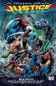 Couverture Justice League (Rebirth) Vol. 4: Endless