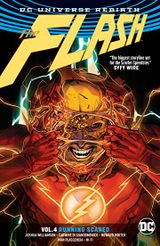 Couverture The Flash (Rebirth) Vol. 4: Running Scared