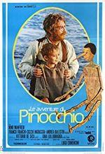Affiche Les Aventures de Pinocchio