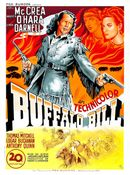 Affiche Buffalo Bill