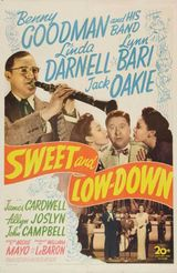 Affiche Sweet and Low-Down