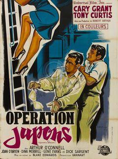 Affiche Opération jupons