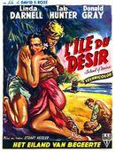 Affiche L'Île du désir