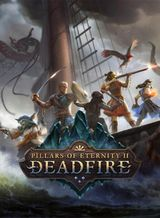 Jaquette Pillars of Eternity II: Deadfire