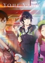 Couverture Your Name., tome 2