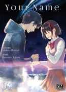 Couverture Your Name., tome 3