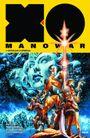 Couverture De Soldat à Général - X-O Manowar (2018), tome 1