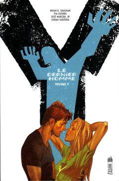 Couverture Y : Le Dernier Homme, volume 5