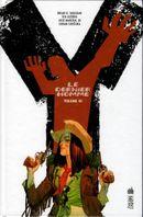 Couverture Y : Le Dernier Homme, volume 3