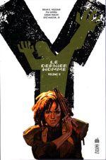 Couverture Y : Le Dernier Homme, volume 2