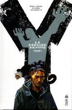 Couverture Y : Le Dernier Homme, volume 1