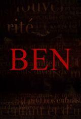 Affiche Ben