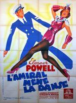 Affiche L'Amiral mène la danse