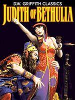 Affiche Judith de Béthulie