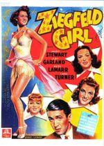 Affiche La Danseuse des Folies Ziegfeld