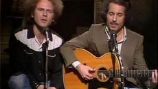 screenshots Paul Simon/Simon & Garfunkel, Randy Newman, Phoebe Snow
