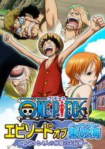 Affiche One Piece : Episode of East Blue