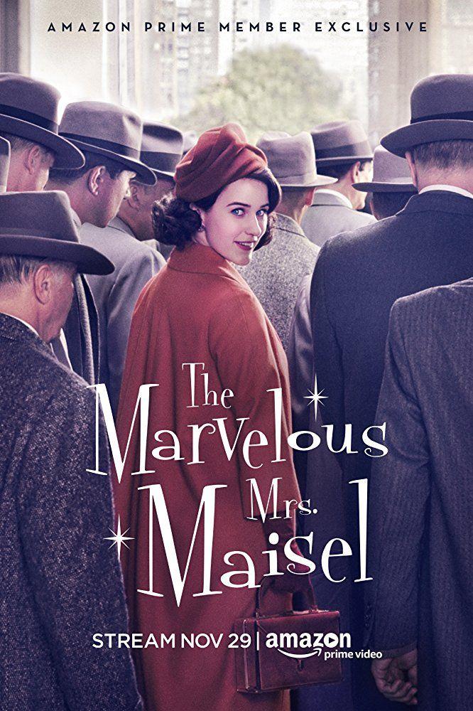 Mme Maisel, femme fabuleuse - Série (2017) - SensCritique