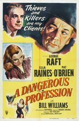 Affiche A Dangerous Profession