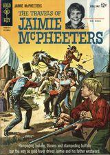 Affiche Les Voyages de Jaimie McPheeters