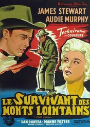Affiche Le Survivant des monts lointains