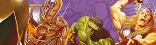 Cover Compteur de lecture : Comics