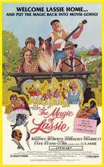 Affiche La Grande Randonnée de Lassie