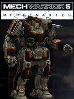 Jaquette MechWarrior 5: Mercenaries