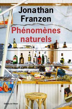 Couverture Phénomènes naturels