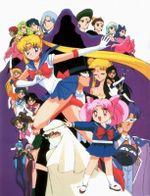 Affiche Sailor Moon R