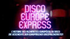 Affiche Disco Europe Express