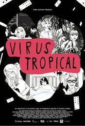 Affiche Virus Tropical