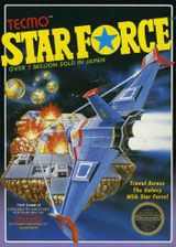 Jaquette Star Force