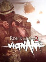 Jaquette Rising Storm 2 : Vietnam