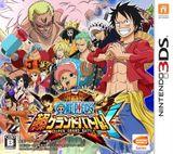 Jaquette One Piece: Super Grand Battle! X