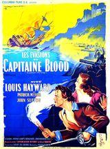 Affiche Les Évasions du capitaine Blood