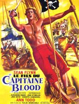 Affiche Le Fils du capitaine Blood