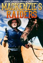 Affiche Mackenzie's Raiders