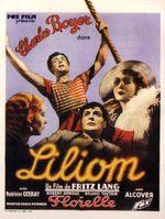 Affiche Liliom