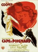 Affiche Cape et Poignard