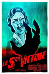 Affiche La Cinquième Victime