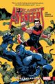 Couverture Uncanny Avengers (2015B), tome 5