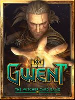 Jaquette Gwent : The Witcher Card Game